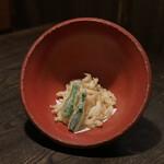 126918596 - 白魚の天ぷら 750円