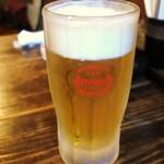 一郎屋 - 先ずはオリオンビール ♪♪