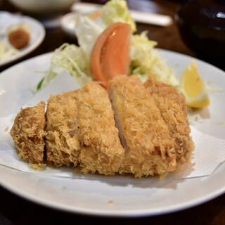 丸五 - 料理写真:特ロースかつ@2,200円