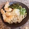イチトサンブンノイチ - 料理写真:海老天すだちおろし