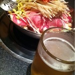 水炊き風もつ鍋 もつ彦 - テッチャン鍋