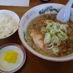大ちゃんラーメン - 料理写真:サービスランチ。