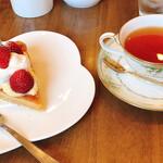 ヨツバチ - 料理写真: