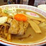 餃子楼おとど餃子食堂 - 肉玉そば 880円
