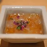 鮨 利﨑 - のれそれ素麺