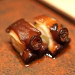 鮨 利﨑 - 煮だこ