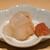 鮨 利﨑 - 料理写真:牡丹海老 鯛の酒盗で