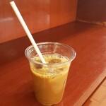 リンガーハット - アイスコーヒー