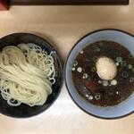 三谷製麺所 - 空からつけめん700円