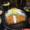 Nanaton - 料理写真:2020年3月6日 ロースカツ定食160g