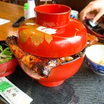 126939951 - ①特上鰻丼5550円