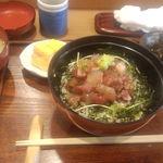 金森 - 唐津丼