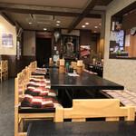 富水 - 富水(東京都江東区富岡)店内