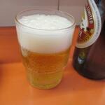126948619 - 瓶ビール 大650円