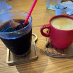 ニコット - アイスコーヒー ホットコーヒー
