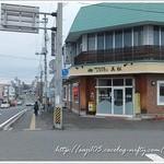 レストラン美松 - お店入口