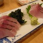 京風創作料理 一 - 真鯛の刺身