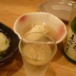 京風創作料理 一 - 日本酒とジャガイモのおでん