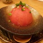 京風創作料理 一 - トマトのおでん