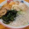 五福星 - 料理写真:背脂生姜醤油ワンタン麺
