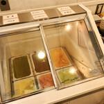 シュラスコレストラン ブッチャーズ・グリル - アイスも食べ放題