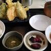 天ぷら 海鮮 市番 - 料理写真:天ぷら定食