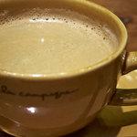 ア・ラ・カンパーニュ - コーヒー