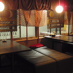 ありんくりん - テーブル4~6名×2