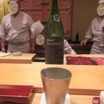 鮨 さかい - 笑四季(滋賀)