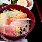 瀬戸内味処 活 - 海鮮丼