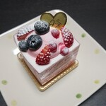 手創りケーキ工房 エンジェル - 料理写真:いちごムース