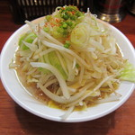 新川栄太郎 - 新川二郎ラーメン700円