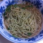 台湾料理 瑞鳳 北口店 - 芝麻醤麺(パクチー入り)