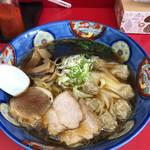 ラーメン大蓮 - 料理写真:ワンタンメン 800円