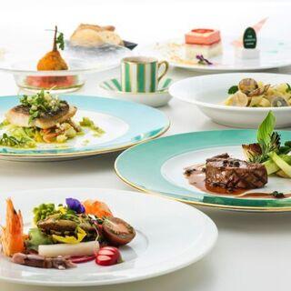 トレ・コローネ - 料理写真:2020年春のスタジオーネコース