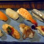 かん田新月 - ご主人は元寿司職人