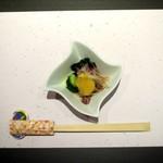 陽氣楼 - ホタルイカの酢味噌和え