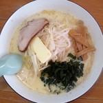 12698977 - 味噌カレー牛乳ラーメン(750円)