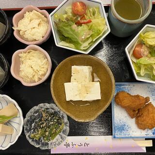 とうふ亭 - 料理写真: