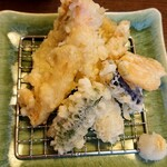 さち丸 - 料理写真:天ぷら定食