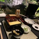 nagoyasumiyakiunagikashiwatogawa - お庭が素敵