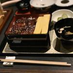 nagoyasumiyakiunagikashiwatogawa - 鰻ぴかぴか