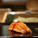 鮨 ばんど - 赤貝