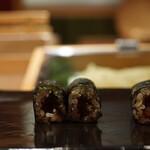 鮨 ばんど - 干瓢