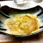 明日香 - 豆腐 ふきのとう味噌