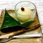 明日香 - 麩饅頭 豆乳アイス