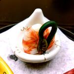 明日香 - 海老 帆立 蕨