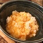 加藤商店 - 卵かけご飯
