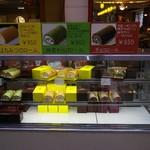 Mioru - 店頭でロールケーキ各種も販売