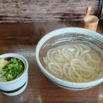 七福 - 料理写真:釜揚げ(小)
